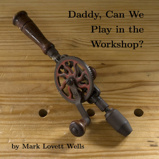 children's book about hand tool woodworking